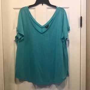 Torrid V-neck Shirt